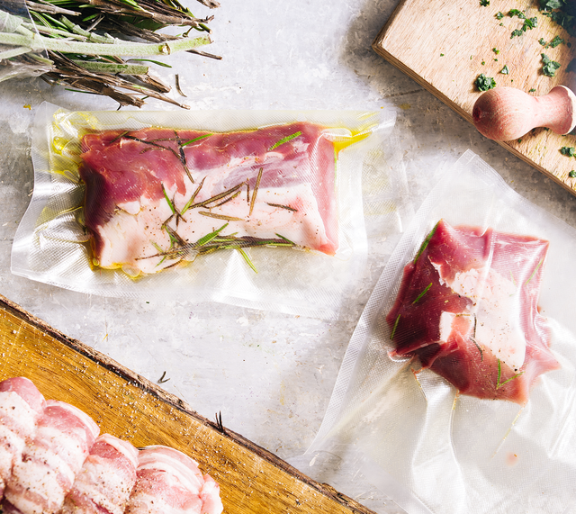 what is sous vide cooking