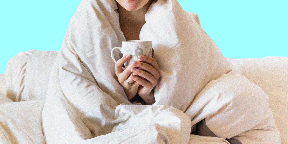 10 Reasons Experts Say You Feel Cold All the Time