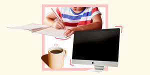 I Homeschool My Kids and Also Work From Home — Here's How I Do It