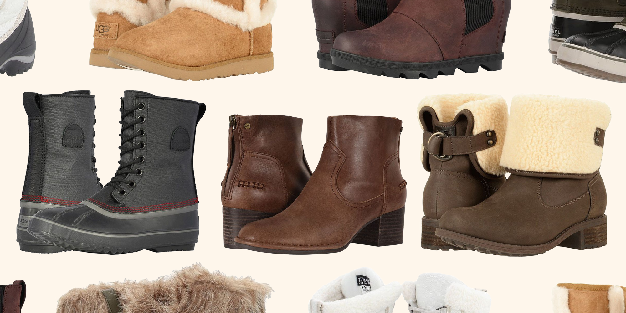 1866b9cb583 Save Up to 40% on Winter Boots on Zappos - Zappos Boots on Sale