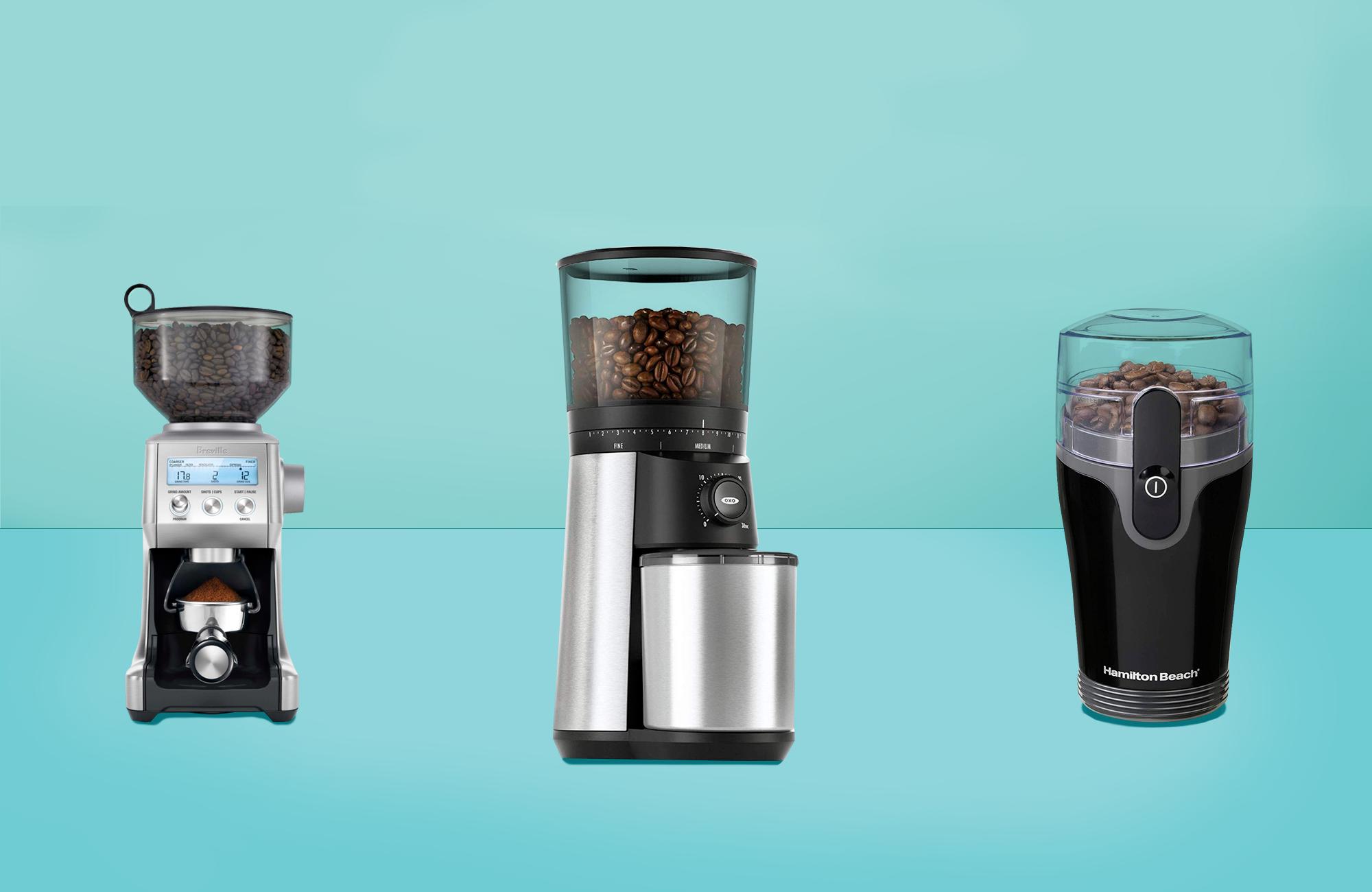 7 Best Coffee Grinders 2020 Top Rated Burr Manual Coffee Grinder