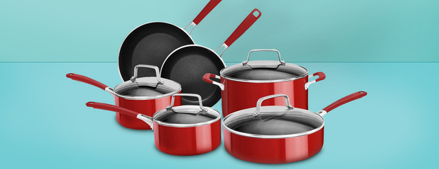 10 Best Cookware Sets 2021 Top Non Stick Pots And Pans To Buy