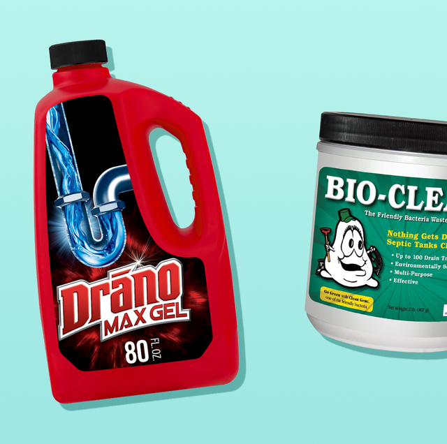10 Best Drain Cleaners Of 2021 For Clogged Sinks Toilets Tubs