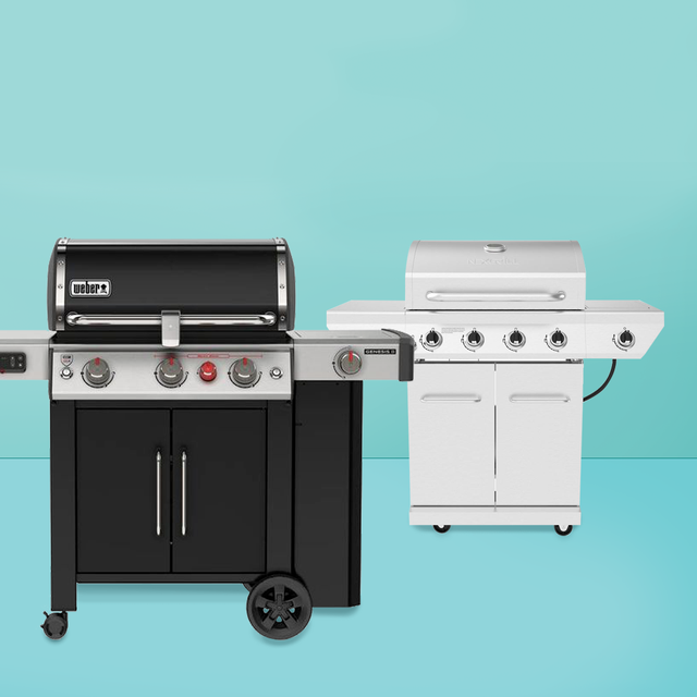7 best gas grills of 2021, according to kitchen experts