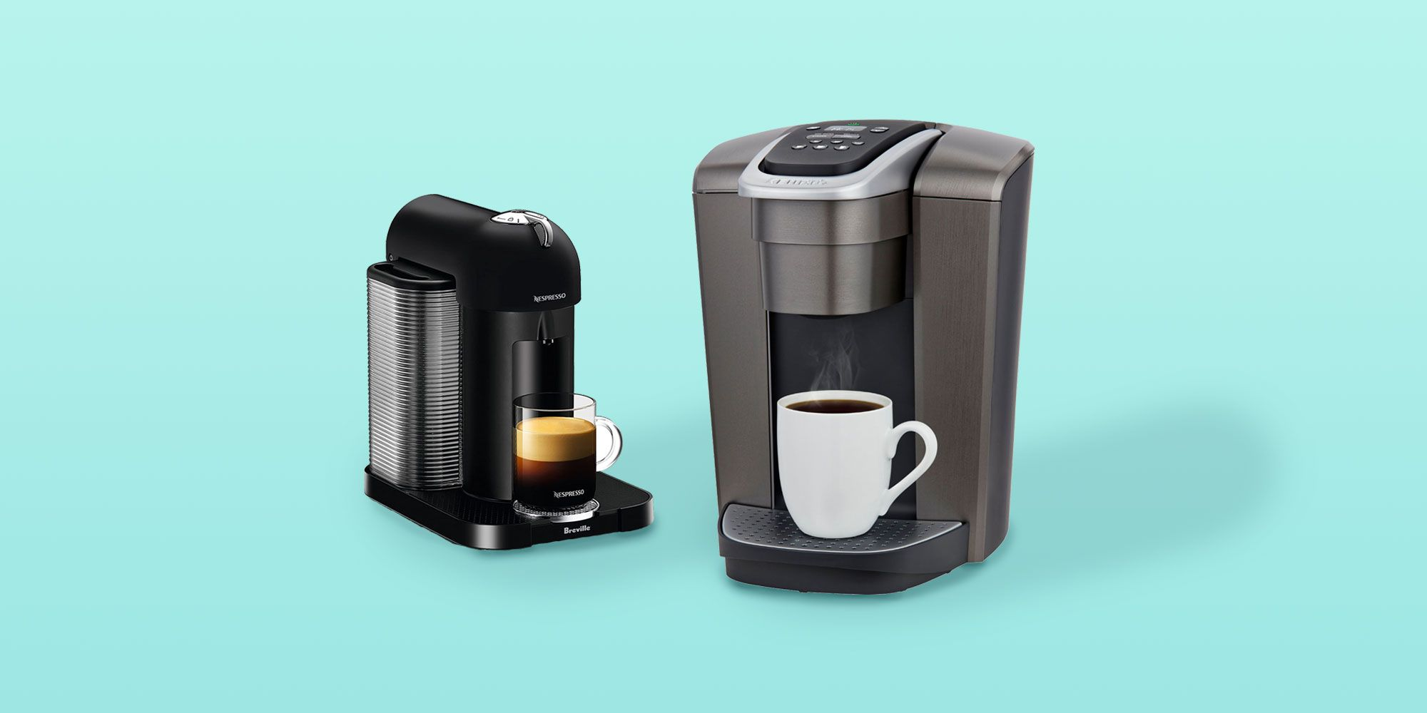 8 Best Single Serve Coffee Makers 2020 Top Pod Coffee Machine Reviews