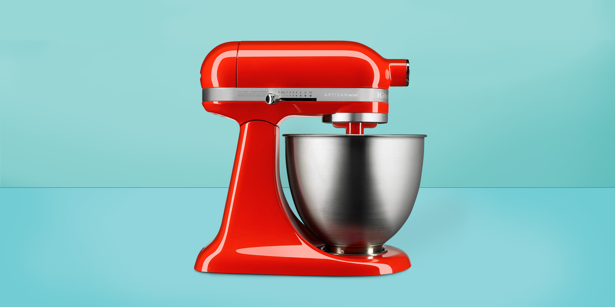 KitchenAid's Iconic Stand Mixer Is Worth the Hype
