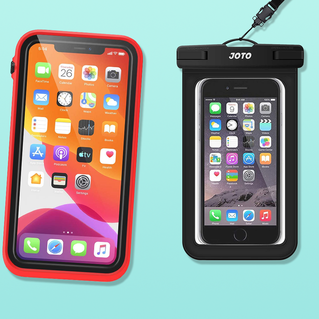 best waterproof cases for iphones and androids