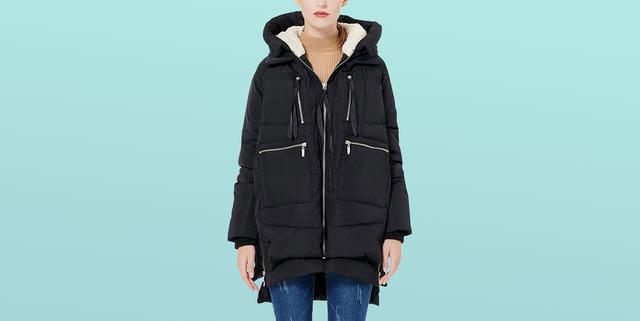 warmest winter coats women