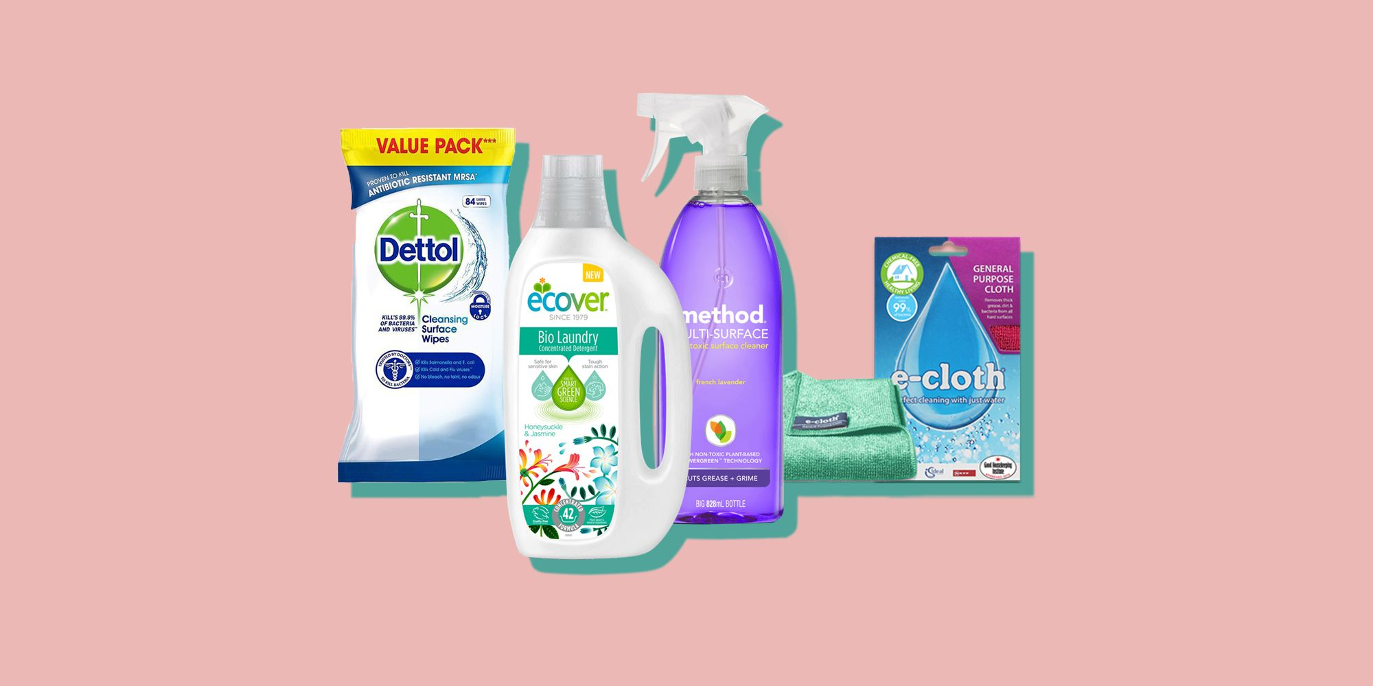 The Top Rated Cleaning Products That
