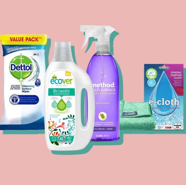 The top-rated cleaning products that