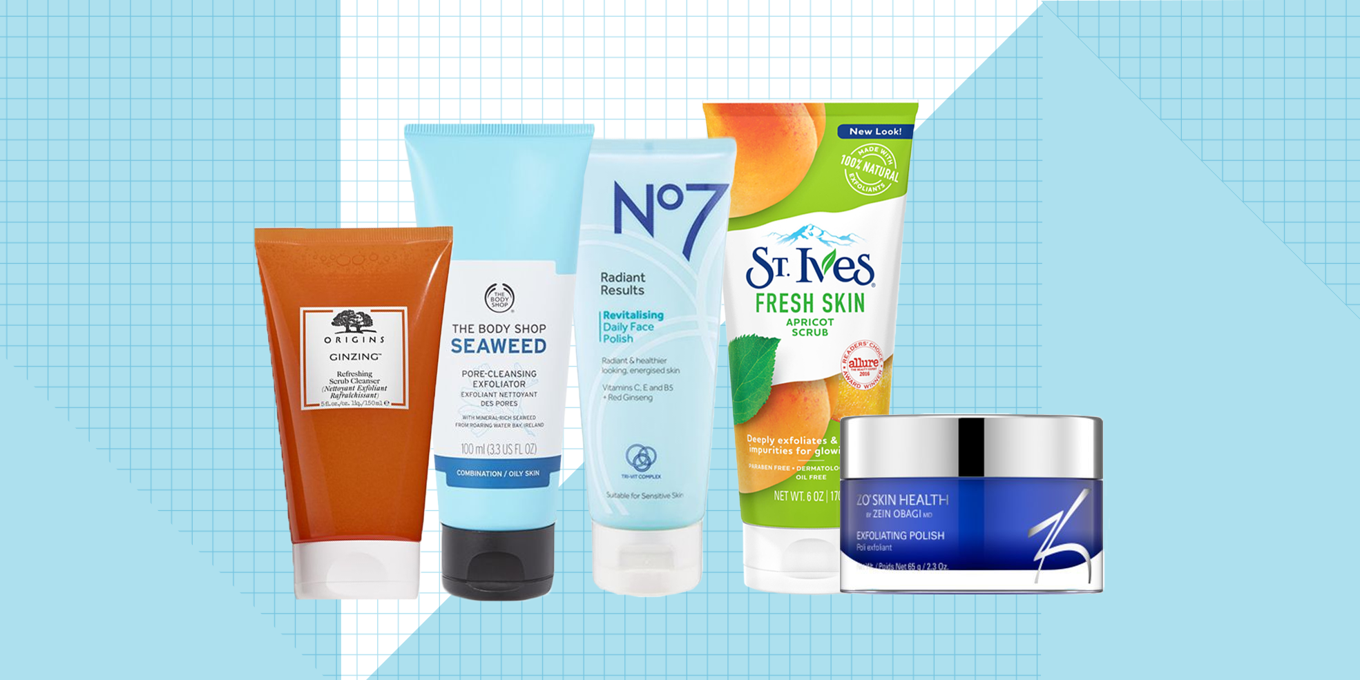 6 Best Face Scrubs to Exfoliate Your Way to Smooth Skin
