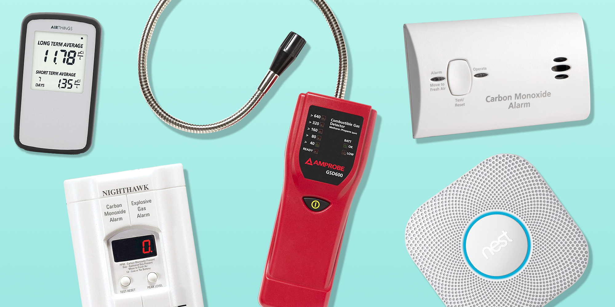 7 Best Gas Leak Detectors And Sensors Of 2020