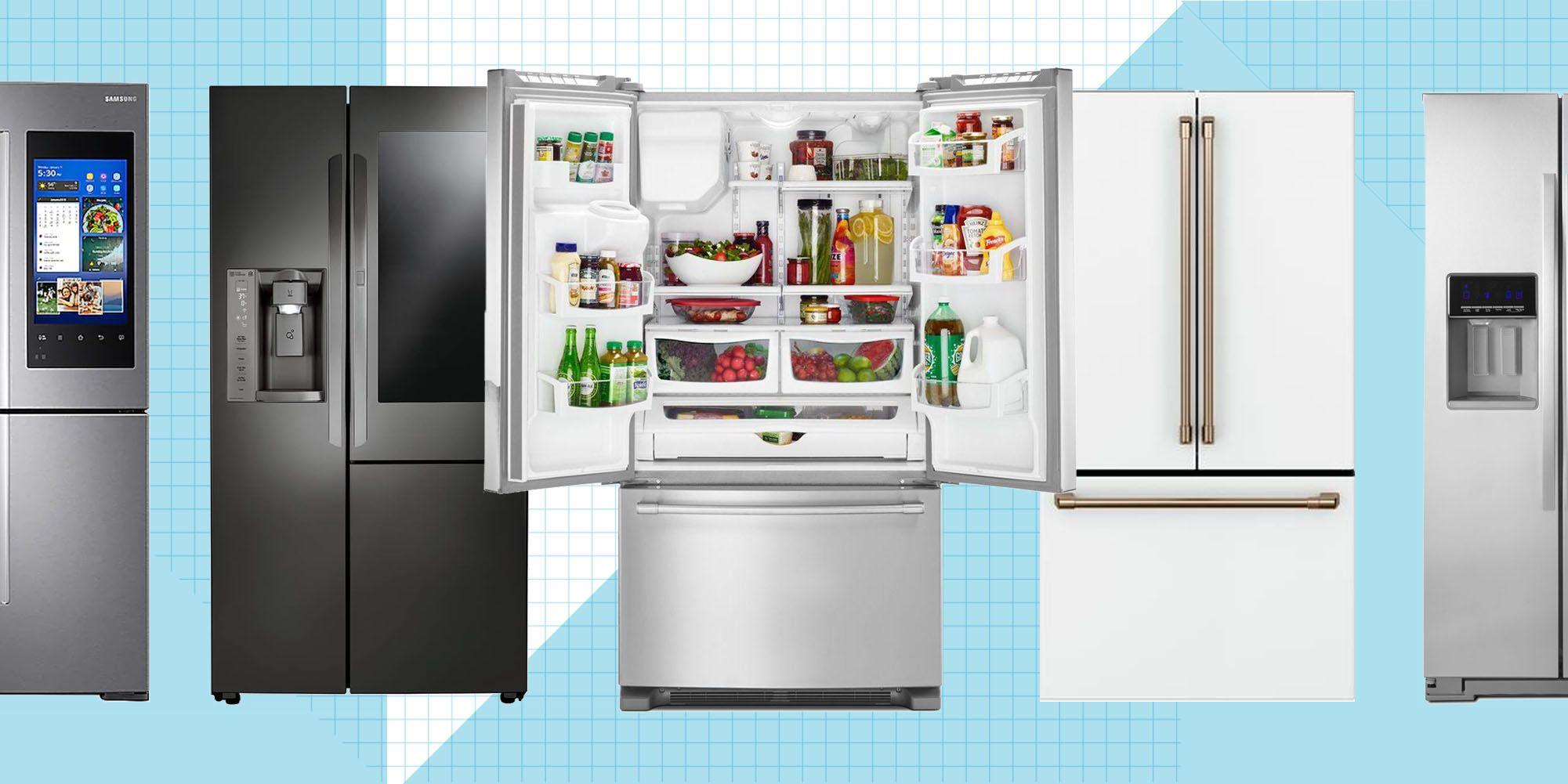 10 Best Refrigerators Reviews 2019 - Top Rated Fridges