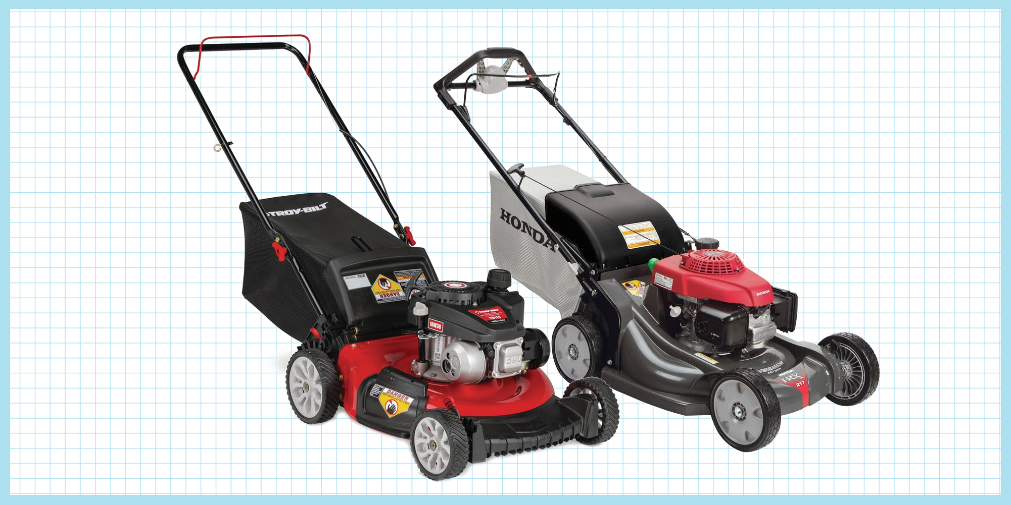 5 Best Lawnmowers to Buy in 2019 - Top Rated Lawnmowers