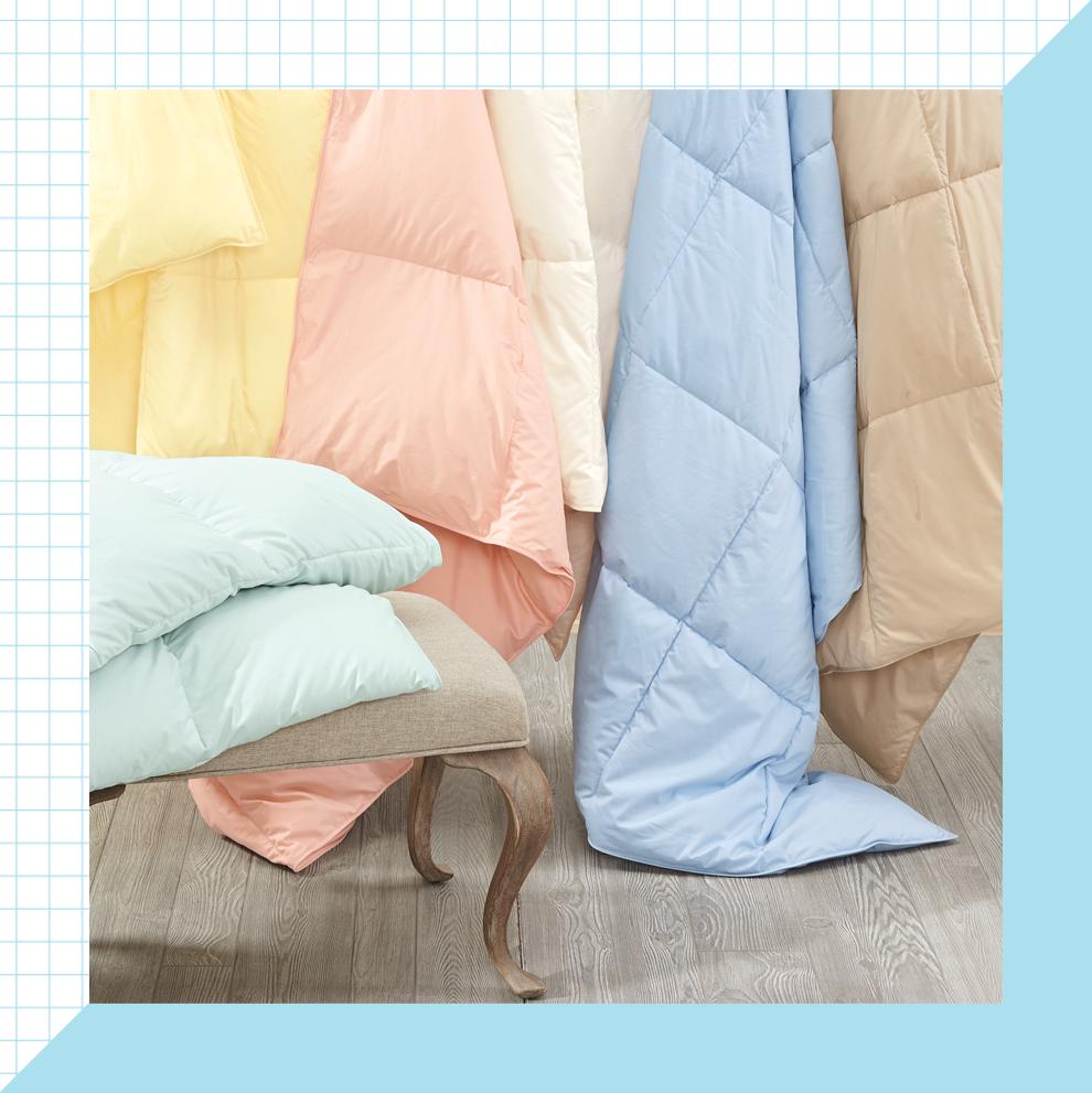 7 Best Down Comforter Reviews Top Rated Goose Down Comforters