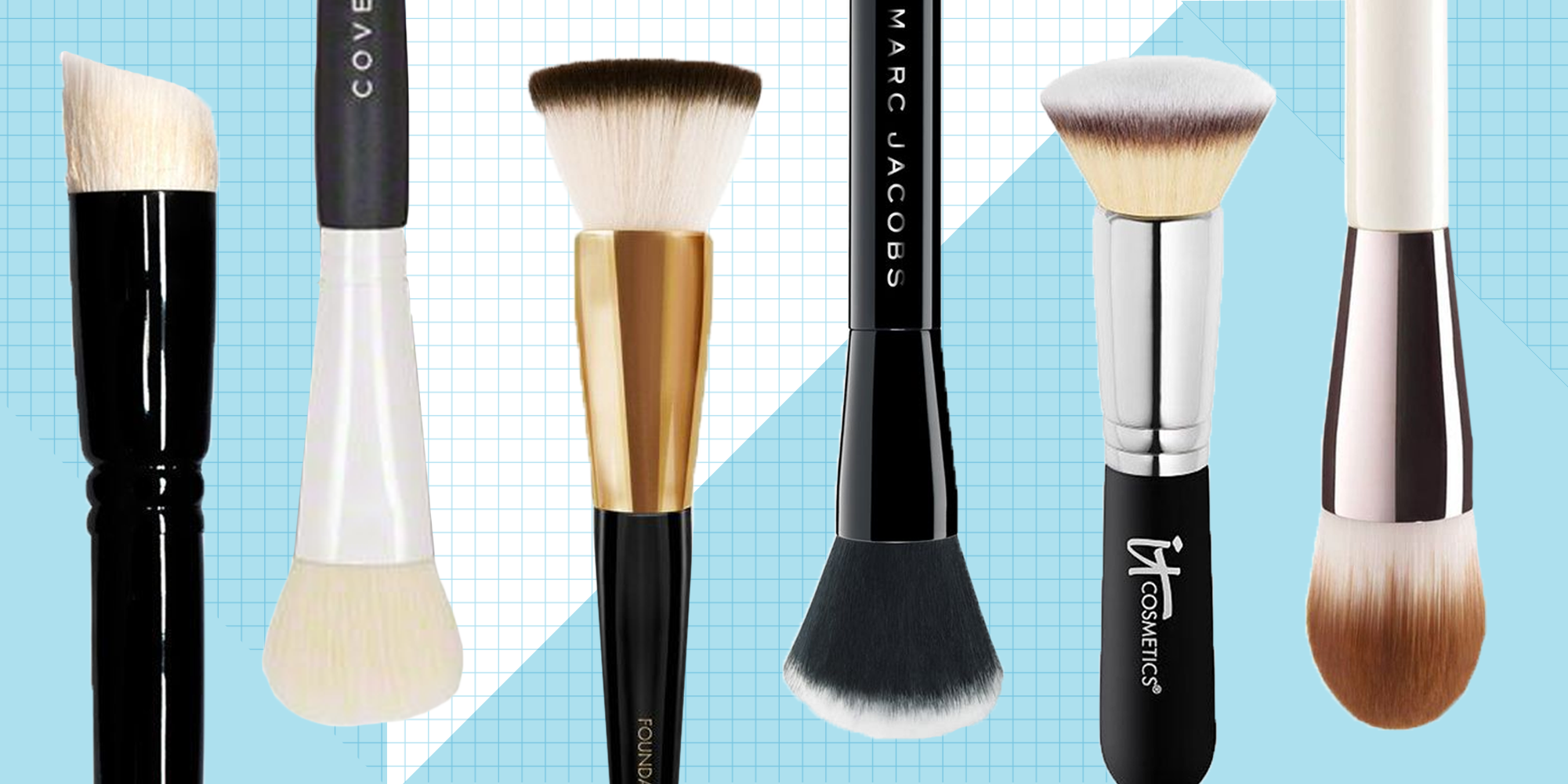6 Best Foundation Brushes, According to Beauty Experts