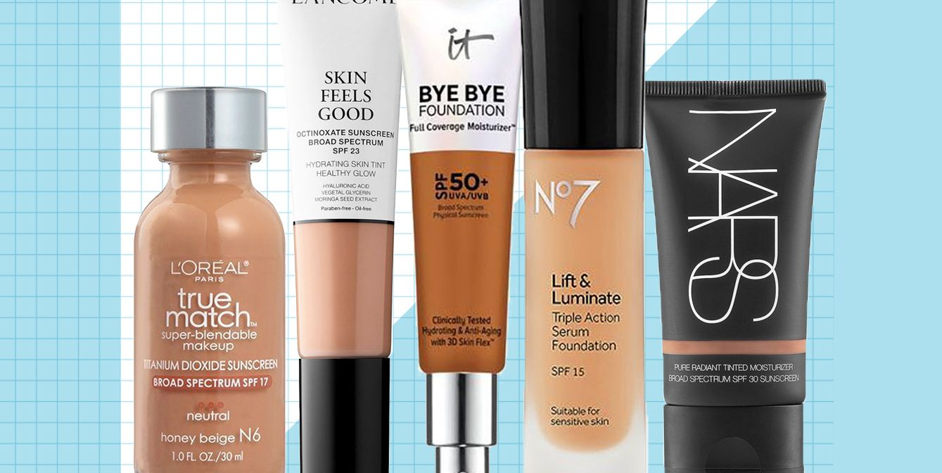 8 Best Foundations for Mature Skin, According to Beauty Experts