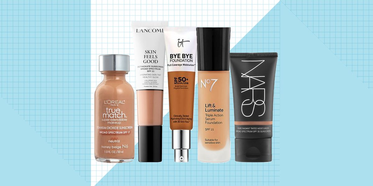 8 Best Foundations For And Aging