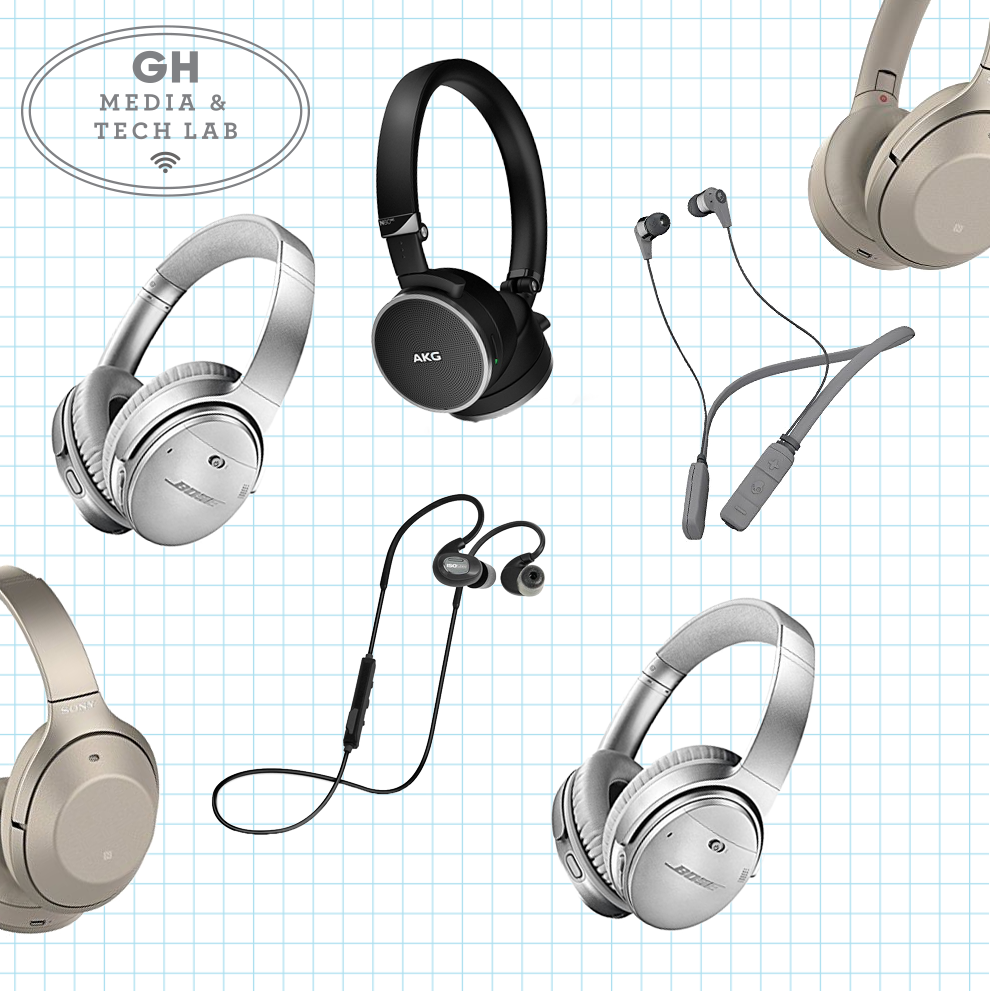 The Best Noise Canceling Headphones to Shop This Holiday