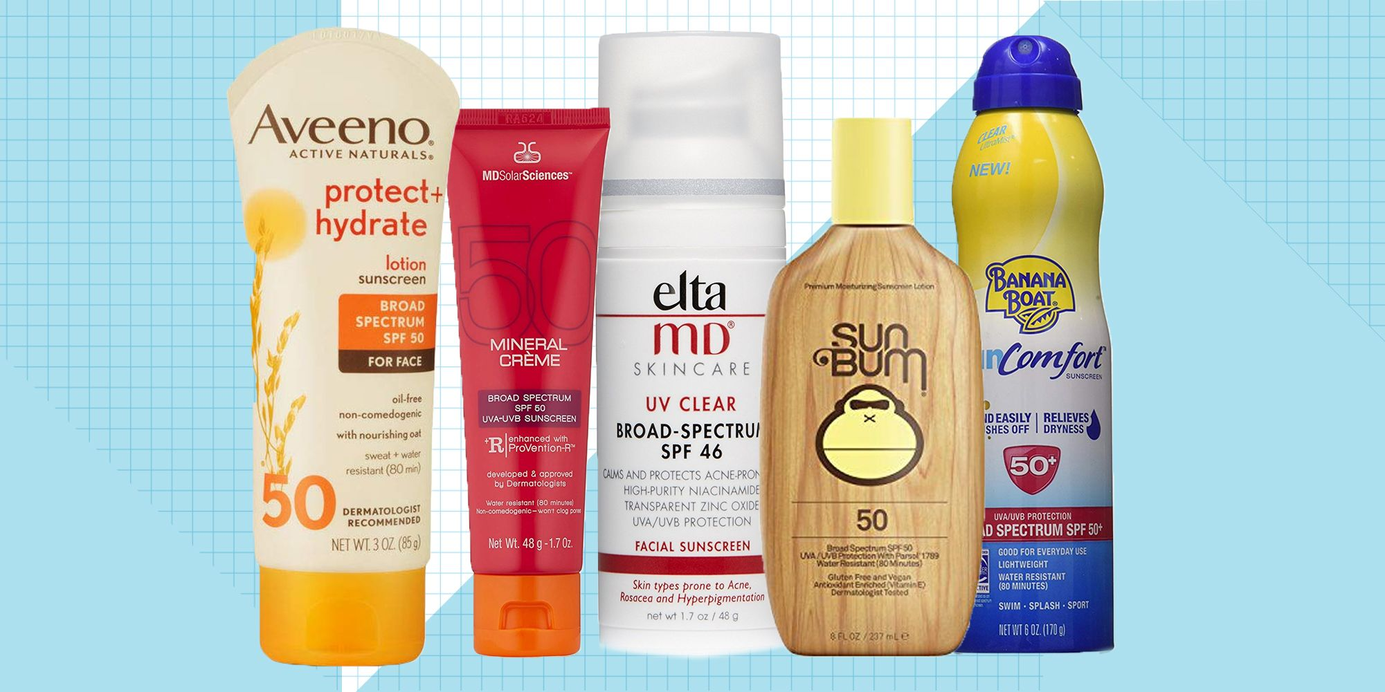 6 Best Sunscreens For Sensitive Skin 2019 Sensitive Skin
