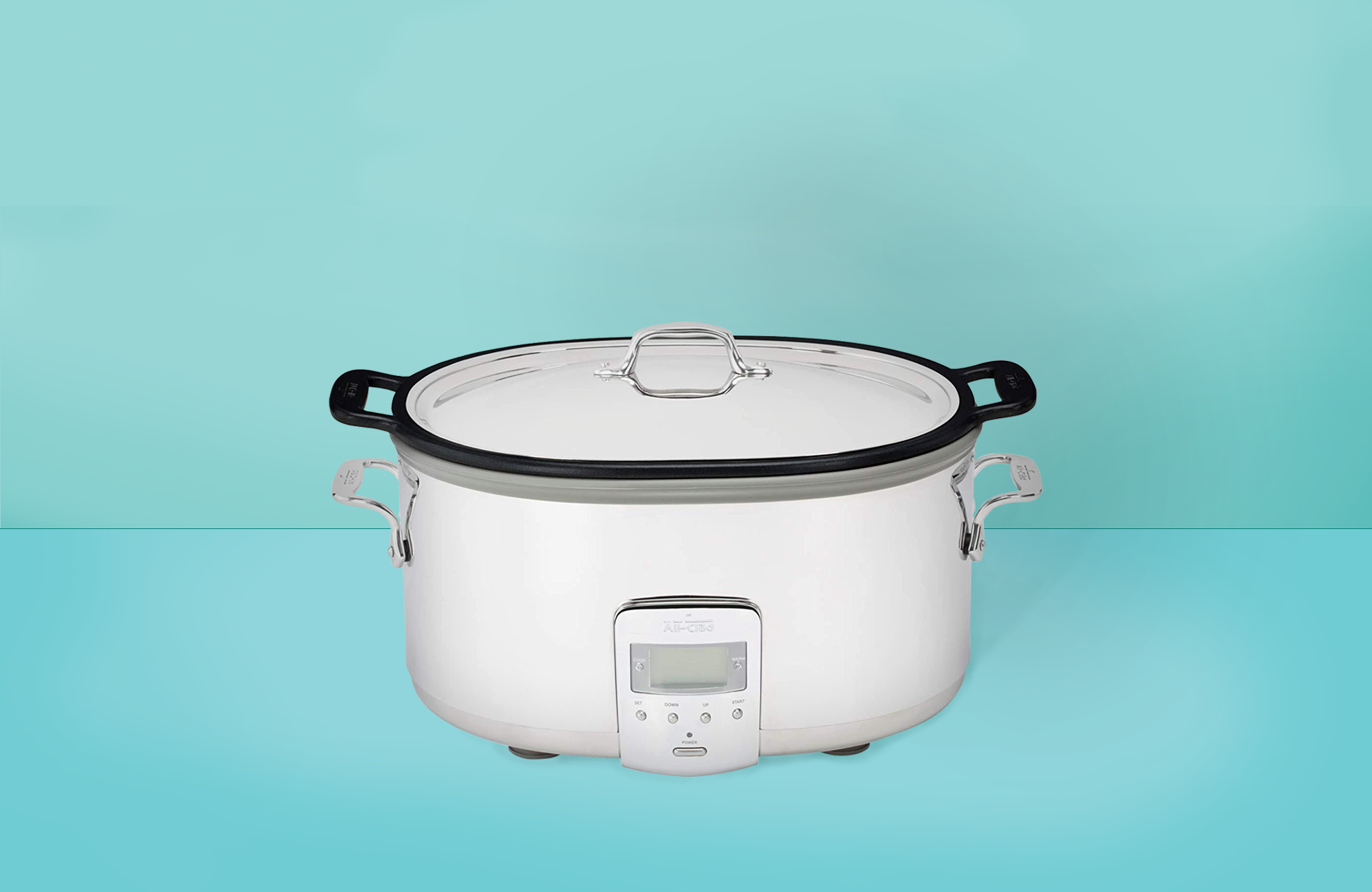 Crock-Pot® Express 6-Quart Pressure Slow Cooker Programmable Stainless Steel