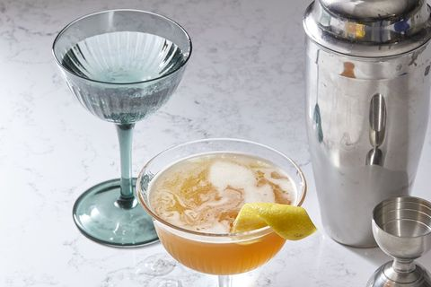Classic Sidecar Cocktail recipe
