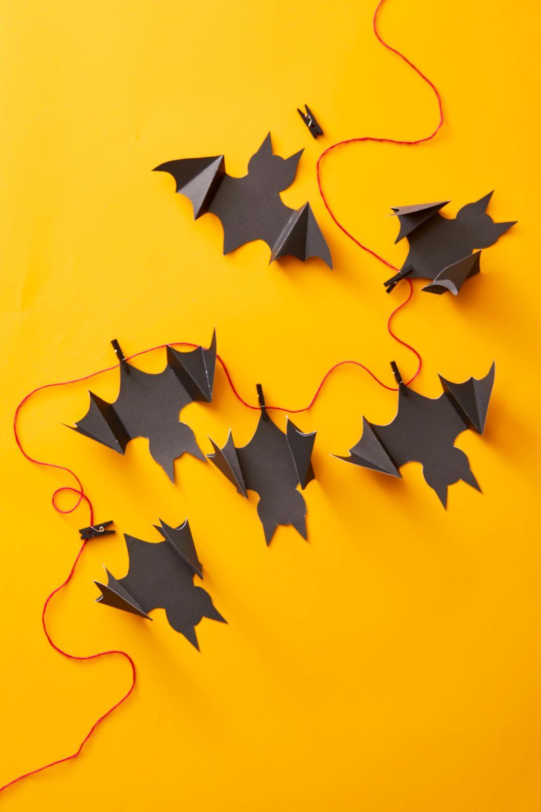 56 Easy Halloween Crafts Best Diy Halloween Craft Ideas