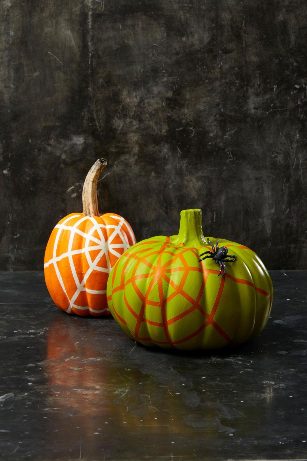 photograph regarding Peanuts Pumpkin Printable Carving Patterns named 30+ Pumpkin Portray Designs - Painted Pumpkins for Halloween 2018