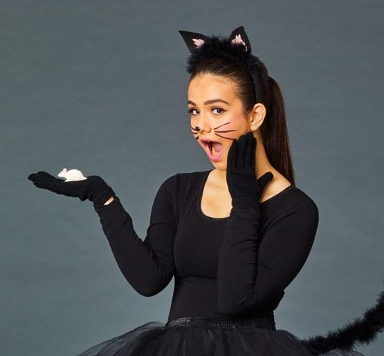 Best Diy Cat Halloween Costume Ideas For Kids And Adults 2020