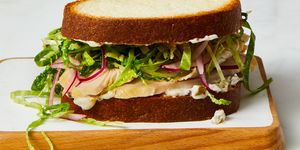 Turkey Sandwich — How to Turn Thanksgiving Leftovers into a Sandwich