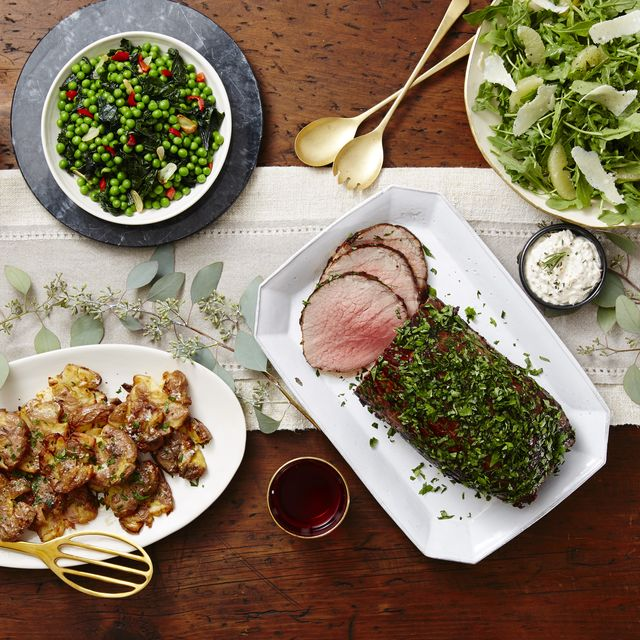 Side Dishes for Prime Rib
