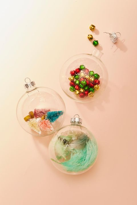 Christmas Crafts - Glass Ornaments