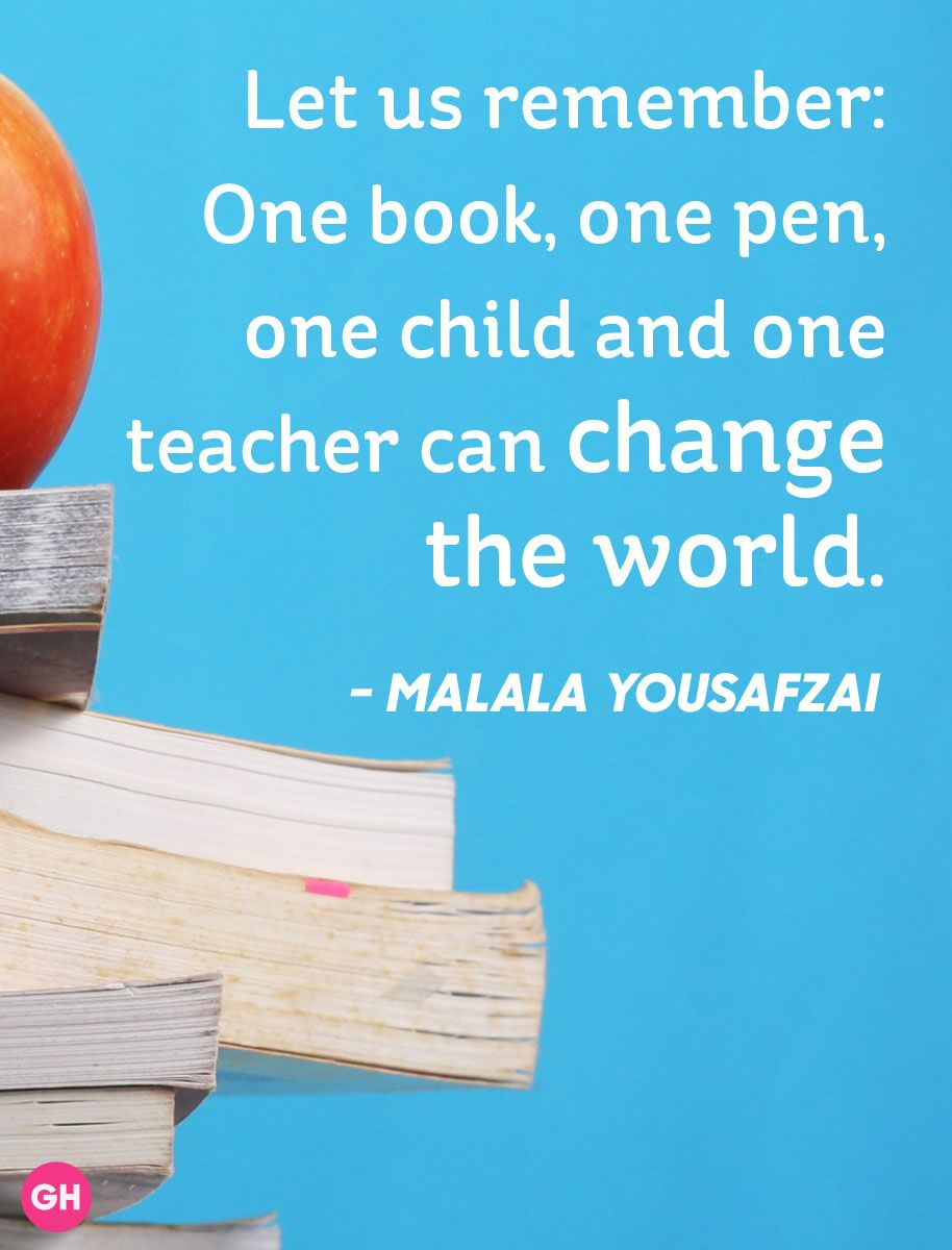 17 Best Back To School Quotes Sayings About Education For 2018