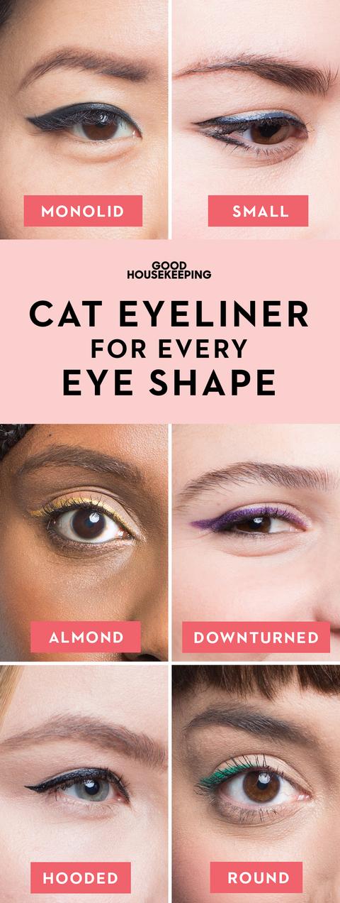 Cat Eye Shape Makeup Saubhaya Makeup