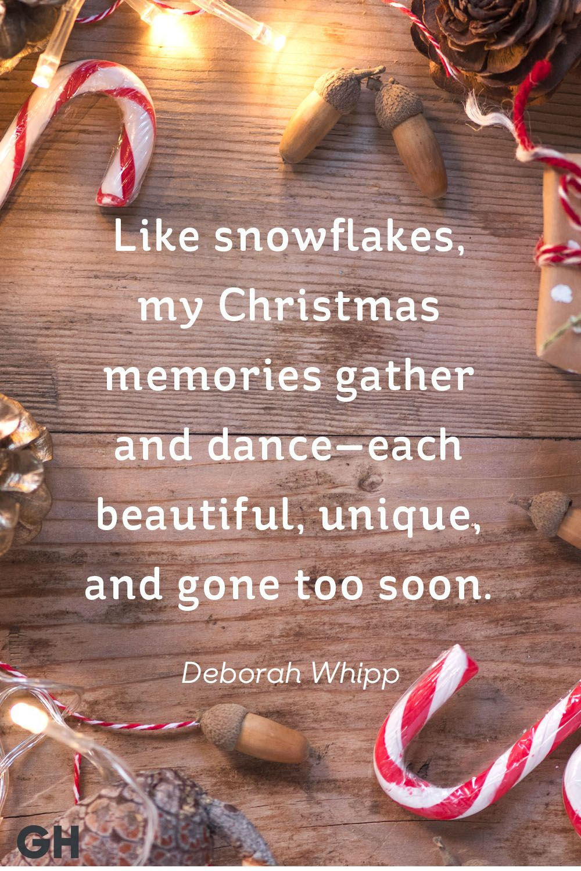 Deborah Whipp Best Christmas Quotes