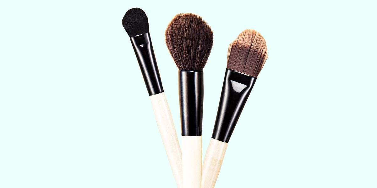 How To Clean Makeup Brushes At Home With Alcohol How To