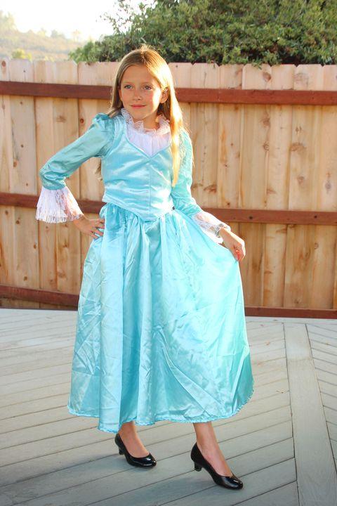 eliza hamilton costume