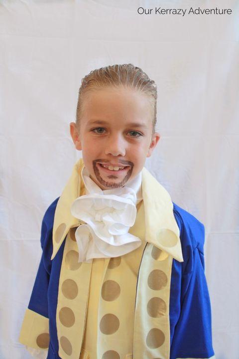 hamilton costume