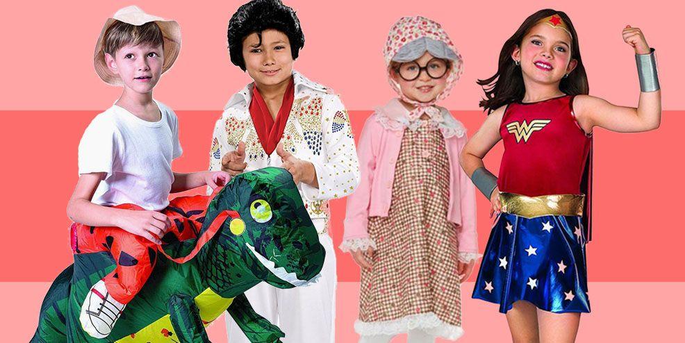 popular kids halloween costumes, best halloween costumes for kids 2018