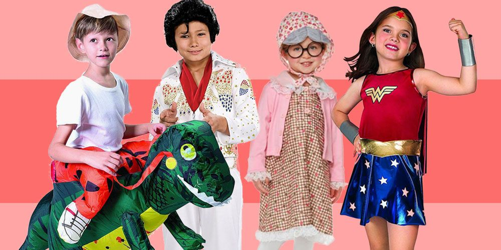 popular kids halloween costumes best halloween costumes for kids 2018 .  sc 1 st  Good Housekeeping & 26 Best Halloween Costumes for Kids 2018 - Cute Ideas for Childrens ...
