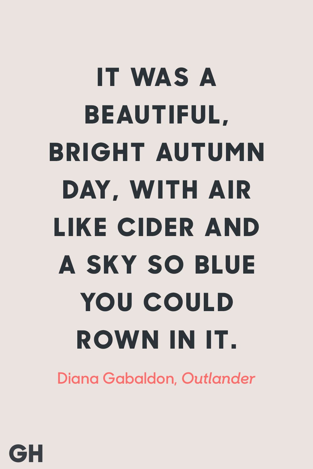 diana gabaldon, 'outlander' fall quotes