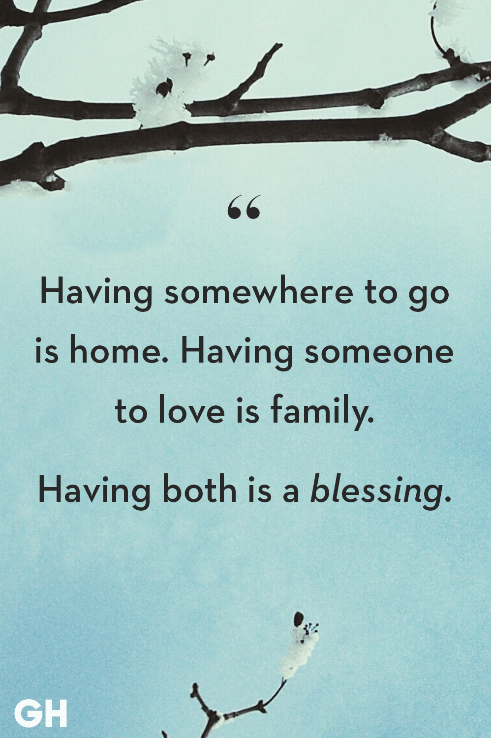 Image of: Wall Decal Good Housekeeping 28 Family Quotes Short Quotes About The Importance Of Family