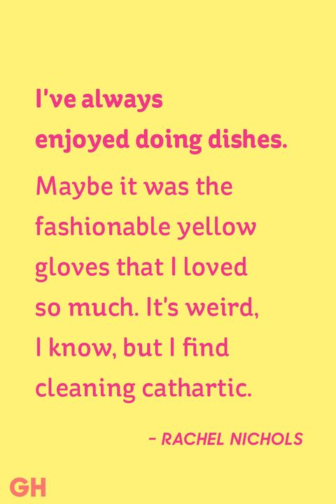 15 Funny Cleaning Quotes - Famous Quotes About a Clean House