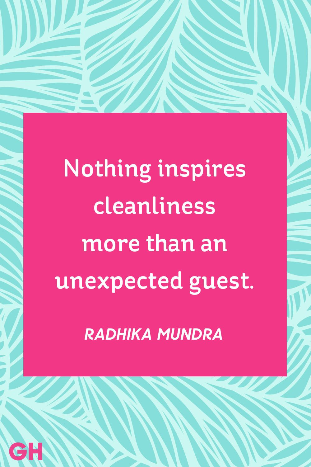 radhika mundra funny cleaning quotes