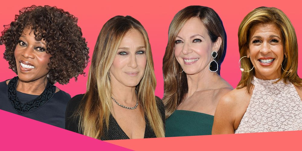 50 Best Hairstyles For Women Over 50