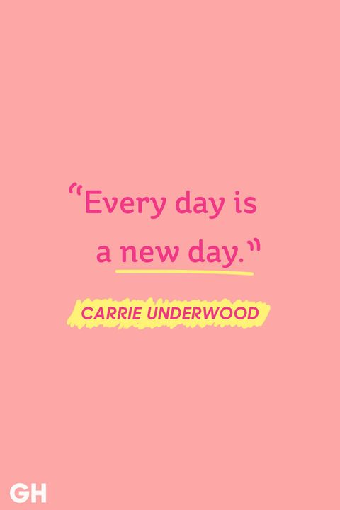 carrie underwood happy quote