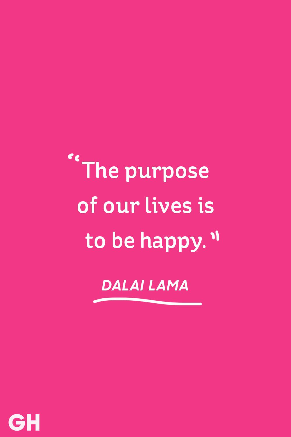 Image of: Meaning Dalai Lama Happy Quote Good Housekeeping 22 Happy Quotes Best Quotes About Happiness And Joy