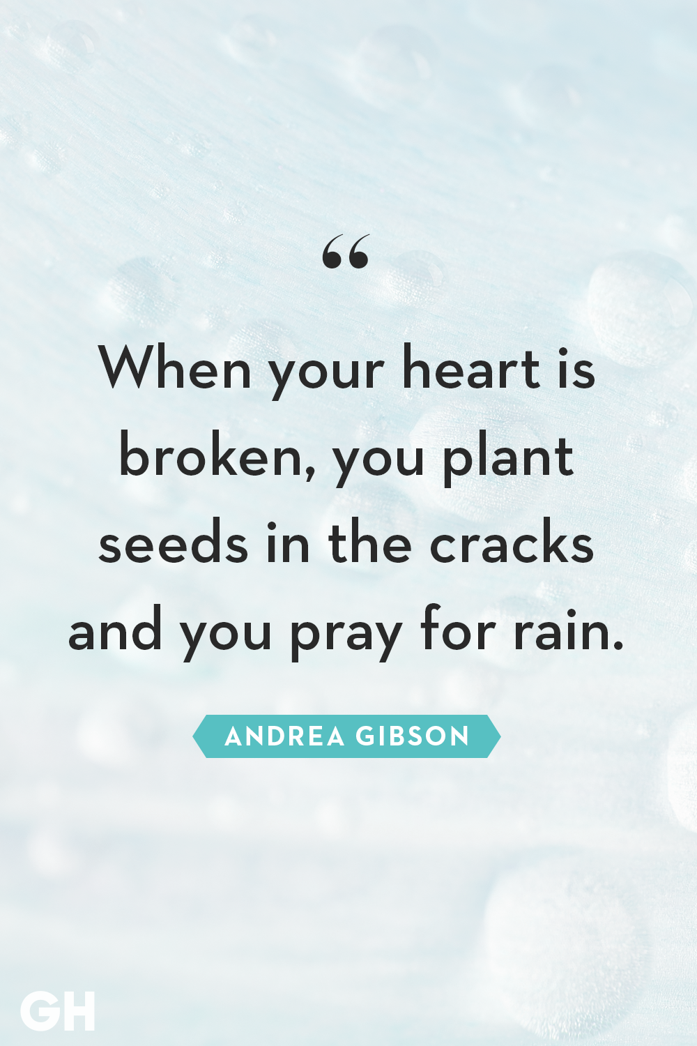 Quotes to help heal a broken heart