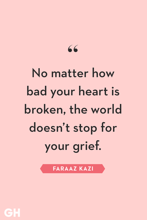 broken heart quotes — kazi