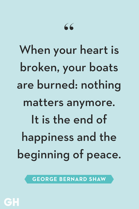 40 Quotes About Broken Hearts - Wise Words About Heartbreak